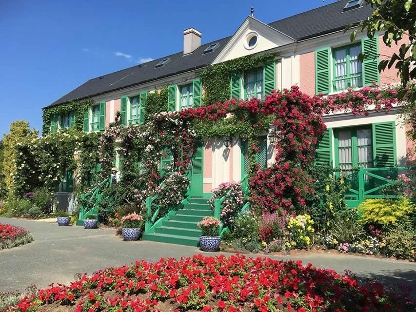 花の美術館の館の写真